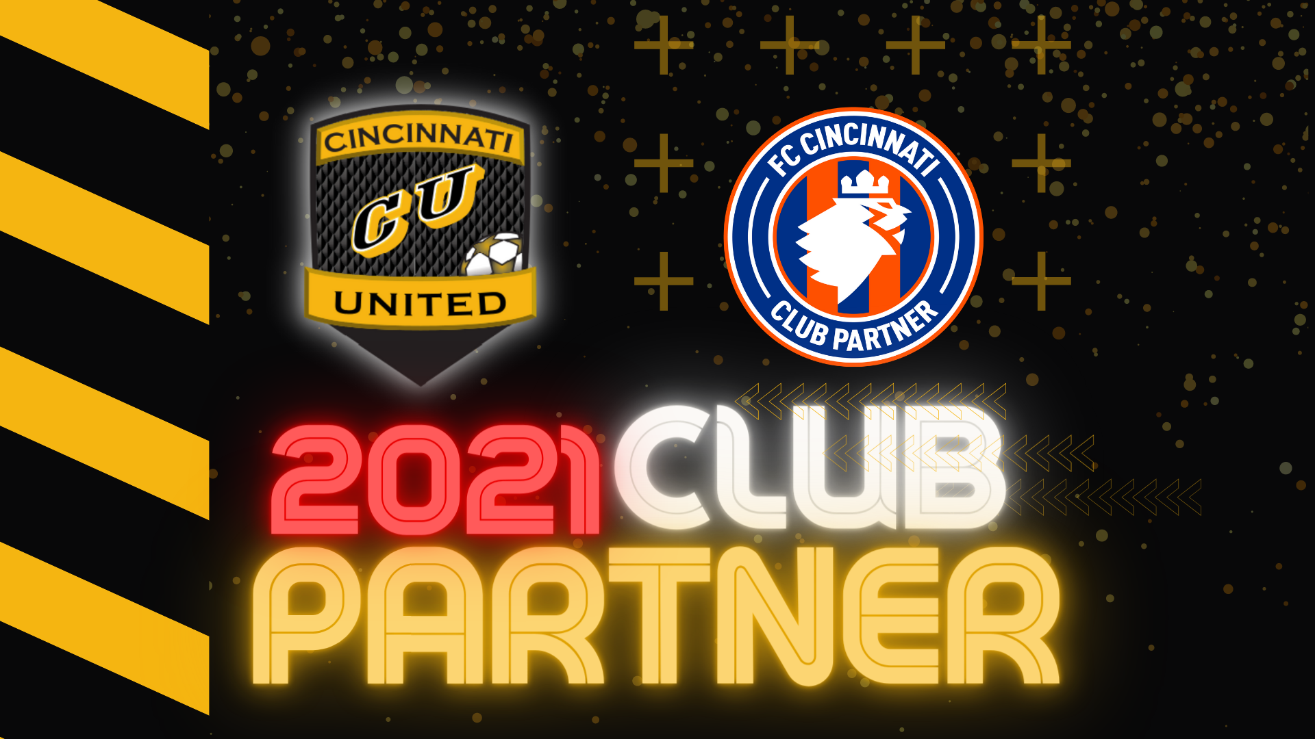 Cincinnati United Announced as FCC Club Partner