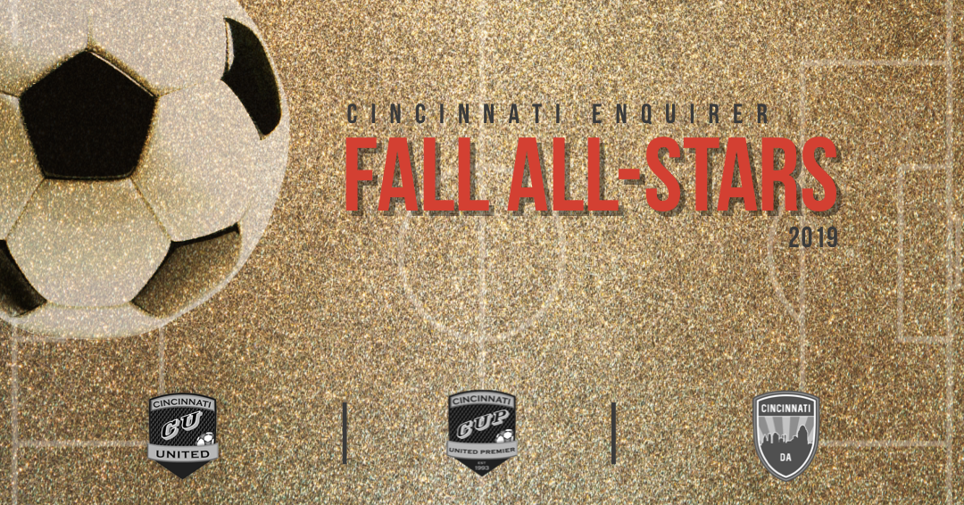 60 CU/CUP Players & Coaches Among Enquirer Fall All-Stars