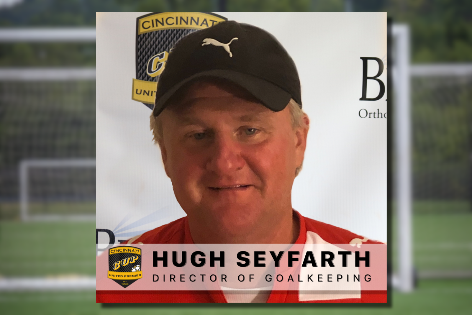 CU Announces Hugh Seyfarth as New Director of Goalkeeping