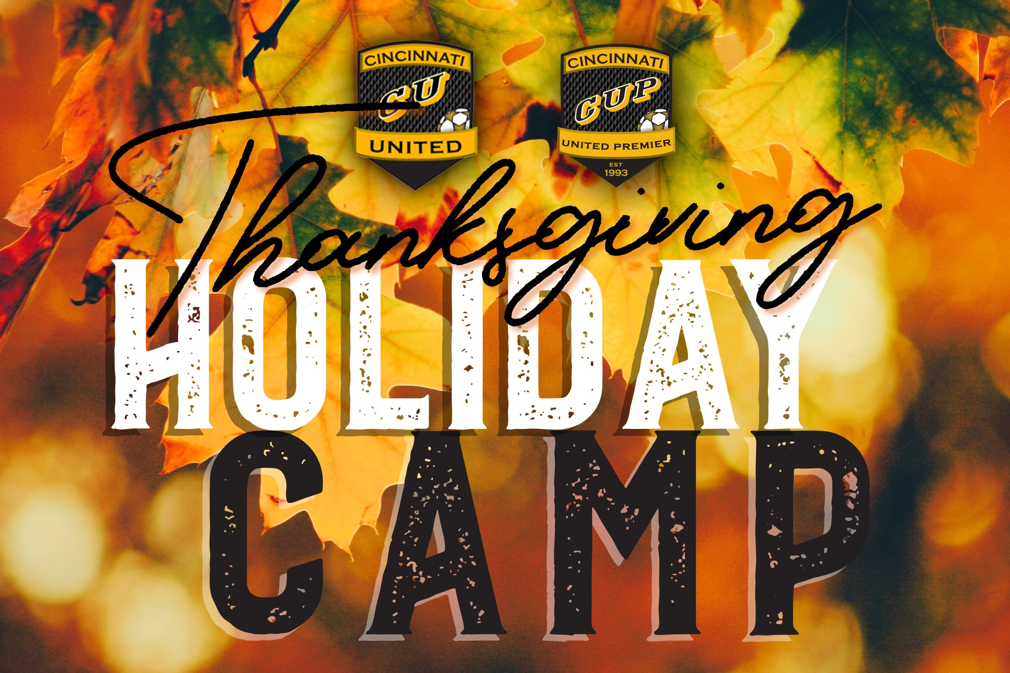 Thanksgiving Holiday Camp: Space Limited!
