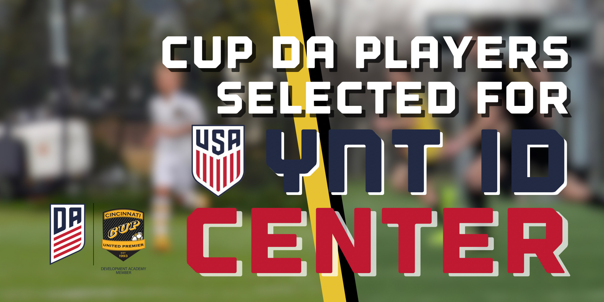 Six Players Invited to YNT ID Center