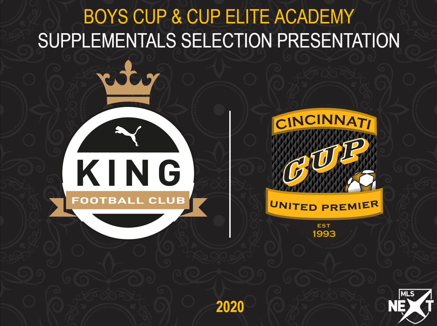 CUP Boys Tryout Presentation & Overview