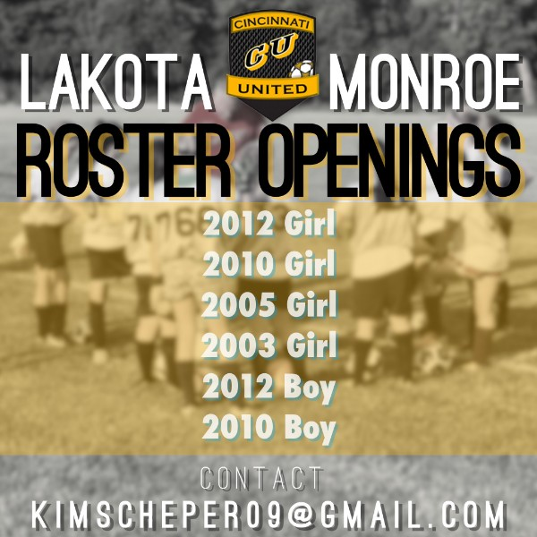 Roster Openings