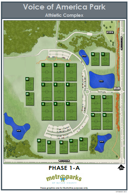 VOA Field Map